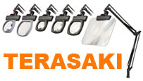 日本製テラサキ社のルーペ