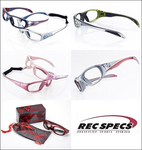REC SPECS(レックスペックス) 子供用スポーツメガネ MORPHS(モーフィアス)