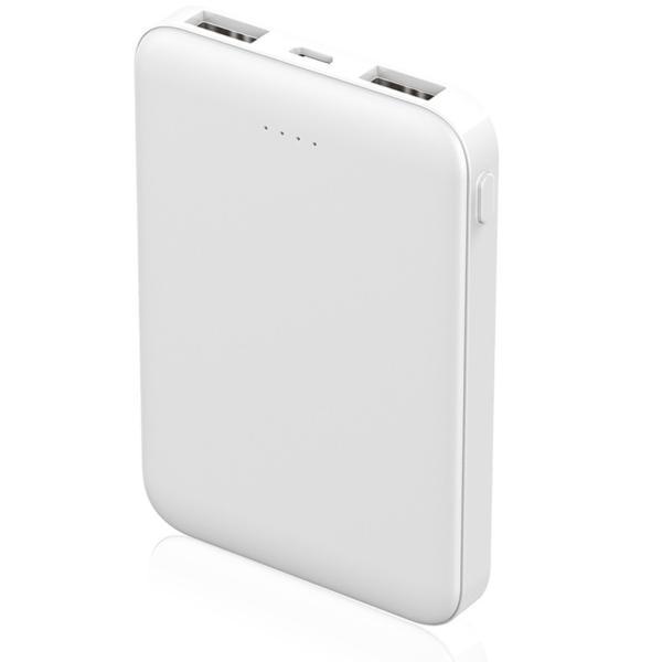 6800mAh モバイルバッテリー 大容量 超小型 ミニ型 超薄型 軽量 最小最軽最薄 急速充電 USB2ポート 楽々収納 携帯充電器 コンパクト スマホ充電器【PL保険】|meiseishop|23