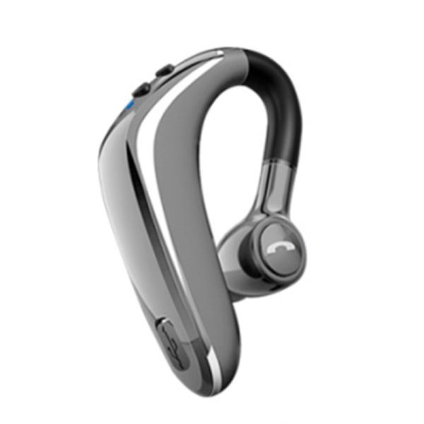 ブルートゥースヘッドホン ワイヤレスイヤホン Bluetooth 5.0 耳掛け型 ヘッドセット 左右耳通用 最高音質 無痛装着 180°回転 超長待機 マイク内蔵 送料無料 meiseishop 24