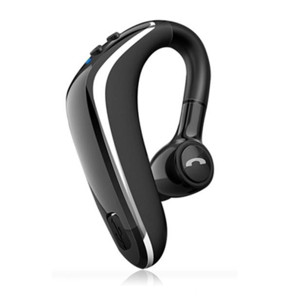 ブルートゥースヘッドホン ワイヤレスイヤホン Bluetooth 5.0 耳掛け型 ヘッドセット 左右耳通用 最高音質 無痛装着 180°回転 超長待機 マイク内蔵 送料無料 meiseishop 22