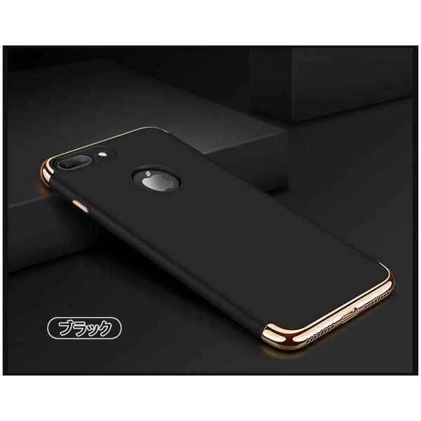 期間限定!50%オフ iPhoneXs Max ケース マックス iPhoneX ケース iPhoneXS ケース iPhoneXR ケース iPhone8 plus スマホケース メッキ仕上げ 三段式ケース|memon-leather|07