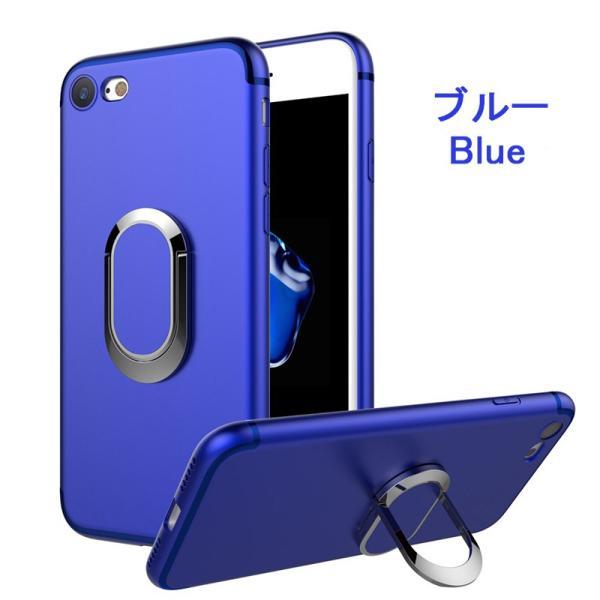 片手操作可能の収納式リング付きケース iPhoneX ケース iPhone7 plus ケース スマホケース iPhone8 plus ケース iPhone8 Galaxy S8 Plus Galaxy S7 edge memon-leather 10