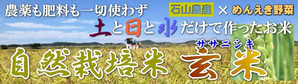 めんえき野菜(免疫野菜)の無農薬玄米