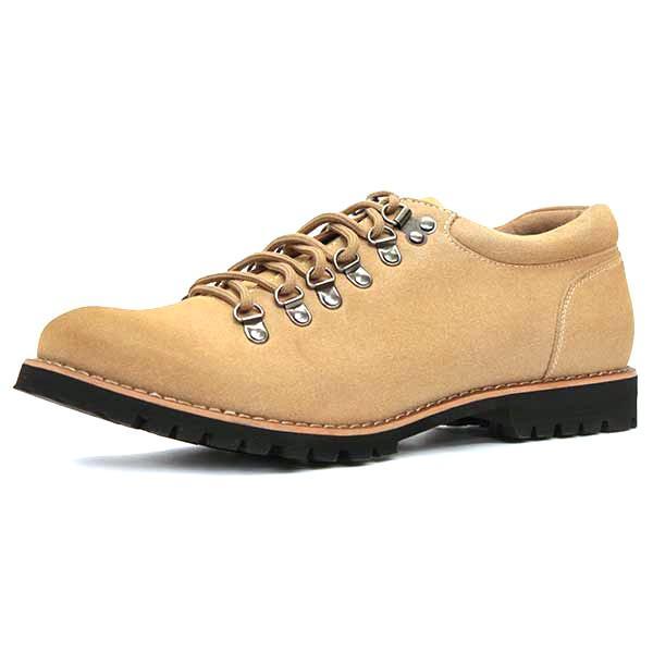 マウンテンブーツ メンズ 靴 ショート 短靴 カジュアル シューズ スウェード レザー|mens-sanei|25