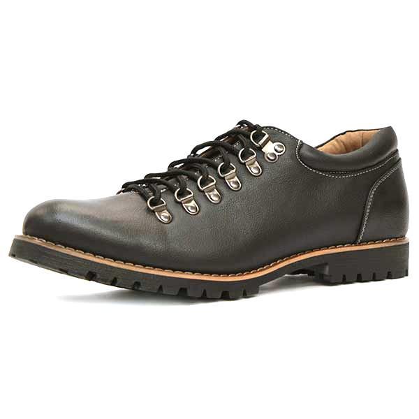 マウンテンブーツ メンズ 靴 ショート 短靴 カジュアル シューズ スウェード レザー|mens-sanei|19
