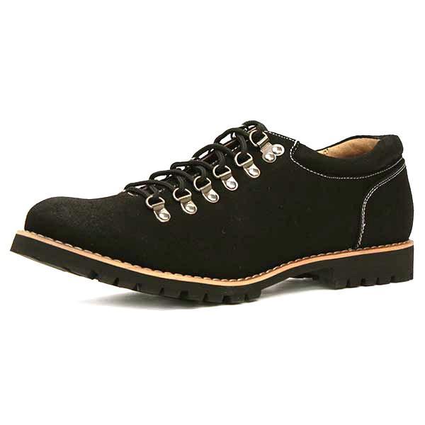 マウンテンブーツ メンズ 靴 ショート 短靴 カジュアル シューズ スウェード レザー|mens-sanei|24