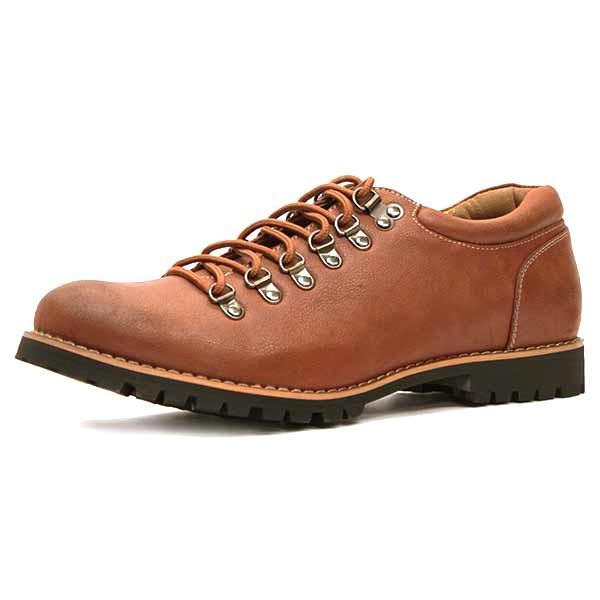 マウンテンブーツ メンズ 靴 ショート 短靴 カジュアル シューズ スウェード レザー|mens-sanei|20