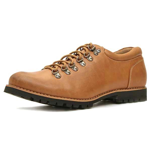 マウンテンブーツ メンズ 靴 ショート 短靴 カジュアル シューズ スウェード レザー|mens-sanei|21