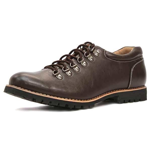 マウンテンブーツ メンズ 靴 ショート 短靴 カジュアル シューズ スウェード レザー|mens-sanei|22