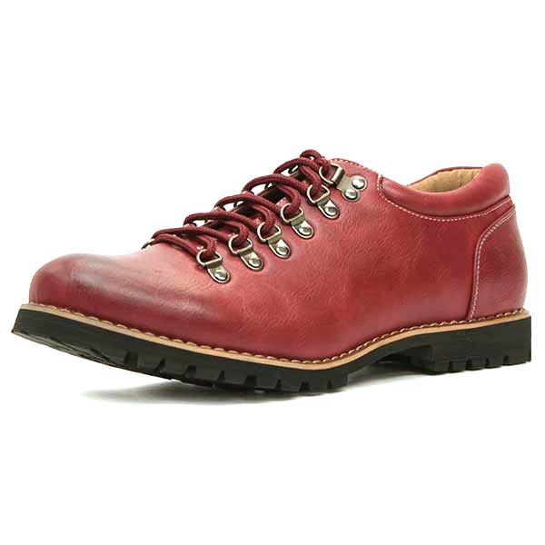 マウンテンブーツ メンズ 靴 ショート 短靴 カジュアル シューズ スウェード レザー|mens-sanei|23