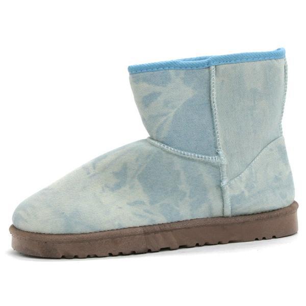 ムートンブーツ ショートブーツ ムートン メンズ 靴 冬 ボア ファー カジュアル シューズ スウェード 対象商品2足の購入で3600円(税別)|mens-sanei|22