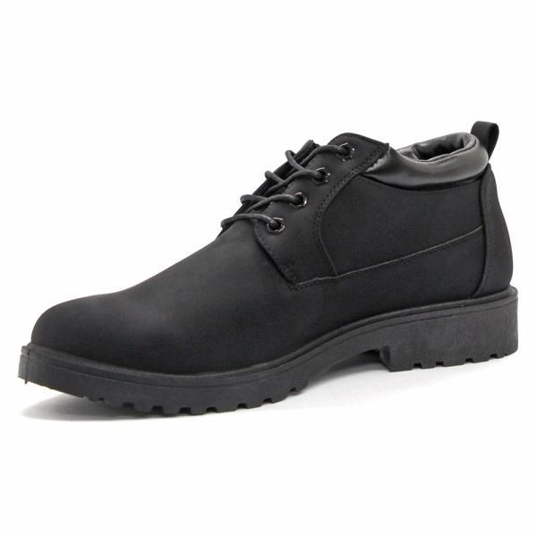 ワークブーツ ショートブーツ カジュアル 紳士 メンズ 靴 シューズ|mens-sanei|08