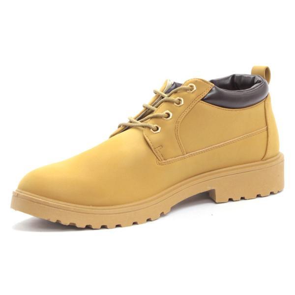 ワークブーツ ショートブーツ カジュアル 紳士 メンズ 靴 シューズ|mens-sanei|09