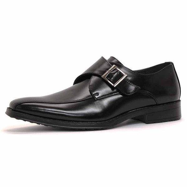 ビジネスシューズ キングサイズ 防滑ソール ストレートチップ スリッポン モンクストラップ メンズ シューズ 革靴 福袋 対象商品2足購入で4000円(税別) mens-sanei 16