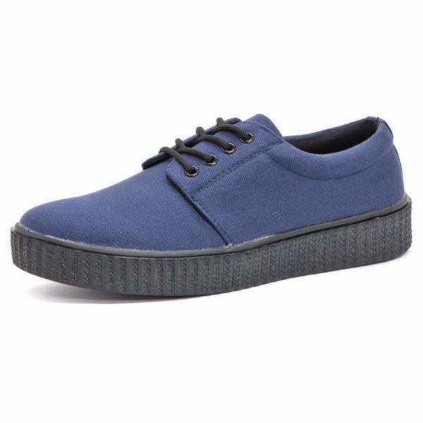 レースアップスニーカー 厚底 外羽根 メンズ 紳士 靴 カジュアル シューズ 対象商品2足の購入で6000円(税別)|mens-sanei|08
