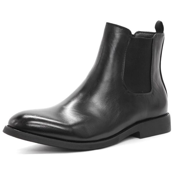 サイドゴアブーツ メンズ 紳士靴 カジュアル 対象商品2足の購入で8000円(税別) mens-sanei 07