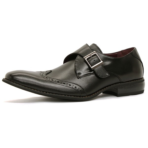 ビジネスシューズ 革靴 メンズ 日本製天然皮革 2足セット 対象商品2足の購入で8000円(税別) 外羽根 スワールモカ ダブルモンクストラップ スリッポン ローファー|mens-sanei|19