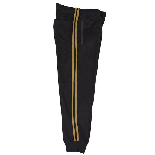 ジョガーパンツ メンズ トラックパンツ ジャージ 下 ワイドライン イージーパンツ サイドライン 1本 2本 ボトムス スポーツウェア トレーニング|menscasual|30