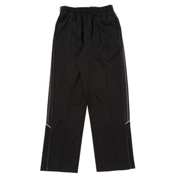 ジョガーパンツ メンズ トラックパンツ ジャージ 下 ワイドライン イージーパンツ サイドライン 1本 2本 ボトムス スポーツウェア トレーニング|menscasual|25