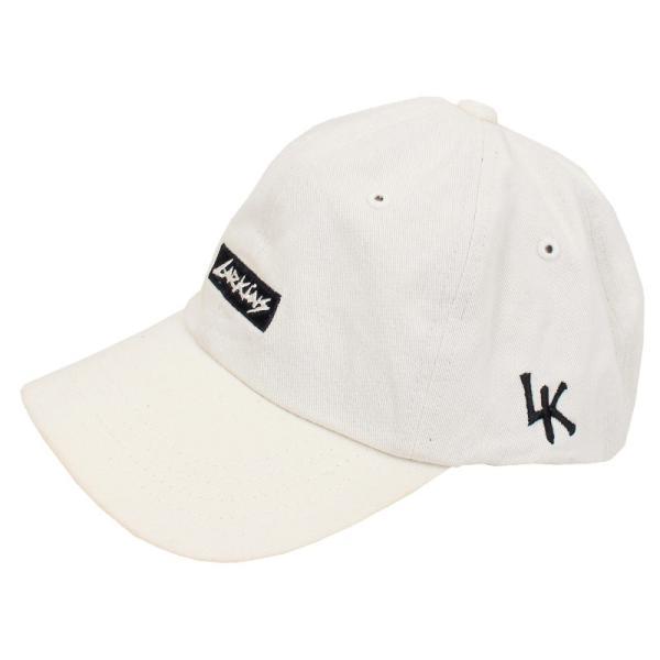キャップ メンズ 帽子 ベースボールキャップ ローキャップ LARKINS ラーキンス 無地 コットン 綿 刺繍 ロゴ 文字 ゴルフ 野球帽 ブランド 男女兼用 ユニセックス|menscasual|17
