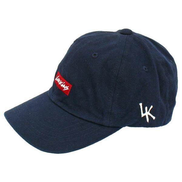 キャップ メンズ 帽子 ベースボールキャップ ローキャップ LARKINS ラーキンス 無地 コットン 綿 刺繍 ロゴ 文字 ゴルフ 野球帽 ブランド 男女兼用 ユニセックス|menscasual|18