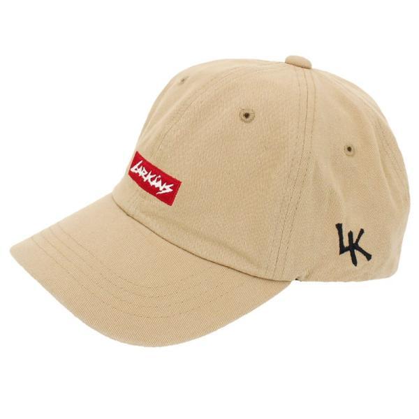 キャップ メンズ 帽子 ベースボールキャップ ローキャップ LARKINS ラーキンス 無地 コットン 綿 刺繍 ロゴ 文字 ゴルフ 野球帽 ブランド 男女兼用 ユニセックス|menscasual|21