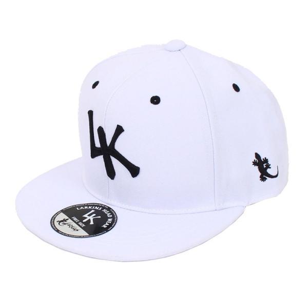 キャップ メンズ 帽子 ベースボールキャップ ローキャップ ラーキンス LARKINS 無地 コットン 綿 刺繍 ロゴ 文字 ゴルフ 野球帽 ブランド 男女兼用 ユニセックス|menscasual|15