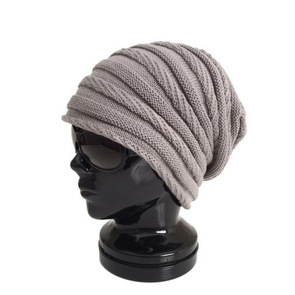 ニット帽 メンズ ニットキャップ つば付きニット帽 ニットキャスケット 帽子 レディース キャップ ファッション小物 秋冬 防寒 セール|menscasual|27