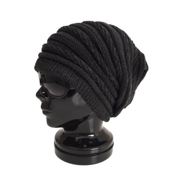 ニット帽 メンズ ニットキャップ つば付きニット帽 ニットキャスケット 帽子 レディース キャップ ファッション小物 秋冬 防寒 セール|menscasual|29