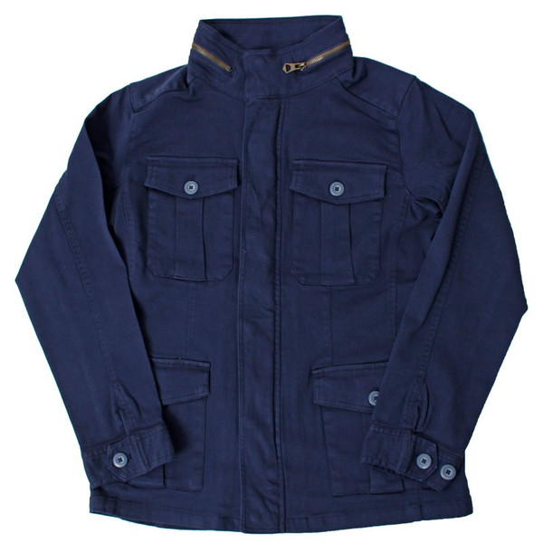 ミリタリージャケット メンズ ブルゾン M-65 M65ジャケット ストレッチ素材 無地 フライトジャケット アウター ジャンパー menscasual 21