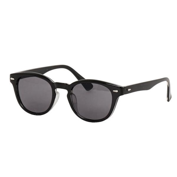 サングラス メンズ カラーレンズ 伊達メガネ 眼鏡 メガネ 伊達めがね 黒ぶち眼鏡 UVカット ウェリントン スモーク ライトカラー おしゃれ 人気 ブルー ブラック menscasual 17