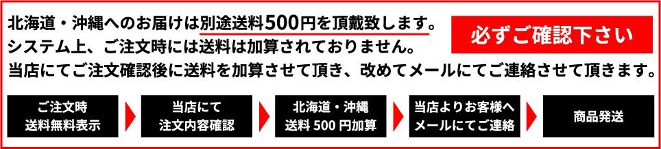 北海道・沖縄送料