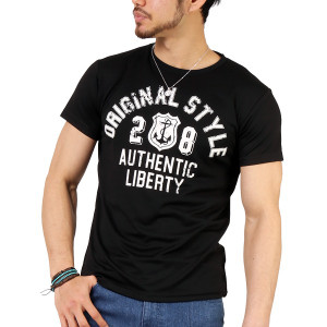 Tシャツ メンズ 吸汗速乾 ドライメッシュ素材 アメカジ Tシャツ カレッジ プリント TEE おしゃれ|mensfashion|32