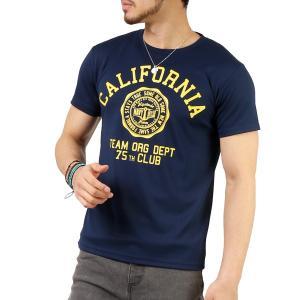 Tシャツ メンズ 吸汗速乾 ドライメッシュ素材 アメカジ Tシャツ カレッジ プリント TEE おしゃれ|mensfashion|25