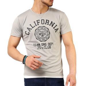 Tシャツ メンズ 吸汗速乾 ドライメッシュ素材 アメカジ Tシャツ カレッジ プリント TEE おしゃれ|mensfashion|26