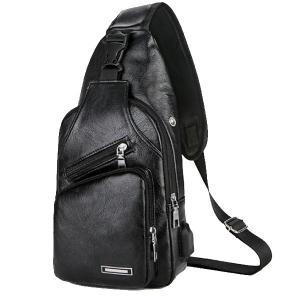 ボディバッグ メンズ レディース かばん USBポート搭載 ケーブル付 ミニバッグ 軽量 おでかけ おしゃれ|mensfashion|26