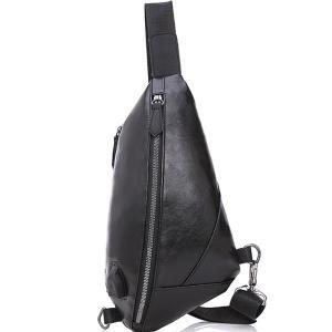 ボディバッグ メンズ レディース かばん USBポート搭載 ケーブル付 ミニバッグ 軽量 おでかけ おしゃれ|mensfashion|20