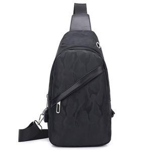 ボディバッグ メンズ レディース かばん USBポート搭載 ケーブル付 ミニバッグ 軽量 おでかけ おしゃれ|mensfashion|22