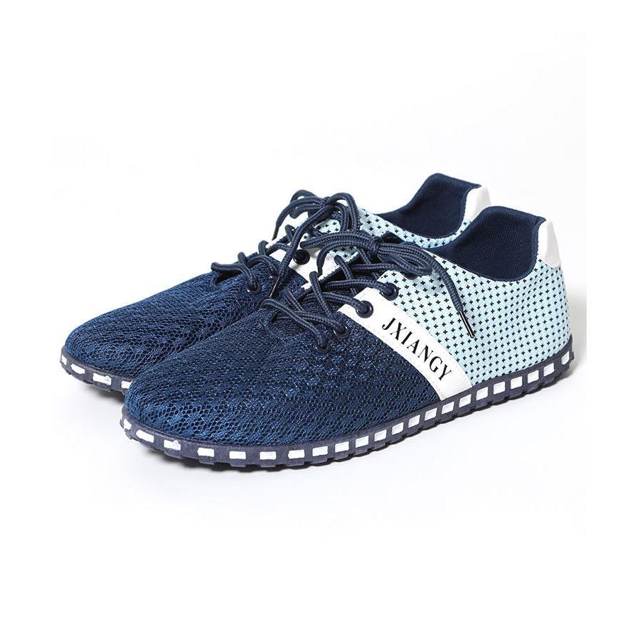 スニーカー メンズ メッシュ カジュアル 靴 おしゃれ 夏 20代 30代 40代 50代|menz-style|22