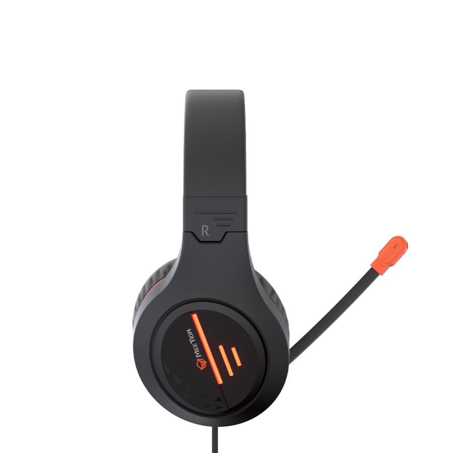【あすつく】ヘッドホン 有線 ゲーミングヘッドセット HP021 PS4 PS5 Switch Xbox ゲーミング PC 最適 高性能マイクノイズキャンセリング 音量調整 伸縮 可能|merkag|21