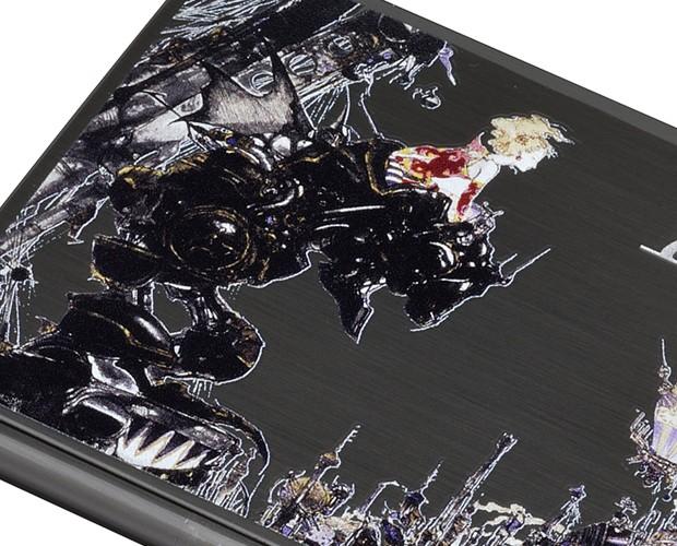 天野喜孝先生の芸術作品そのままの、ファンタジーなカードケース(名刺入れ)[F6-073]
