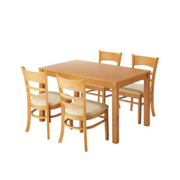 ダイニングセット ダイニングテーブル 5点セット 送料無料|meuble|06