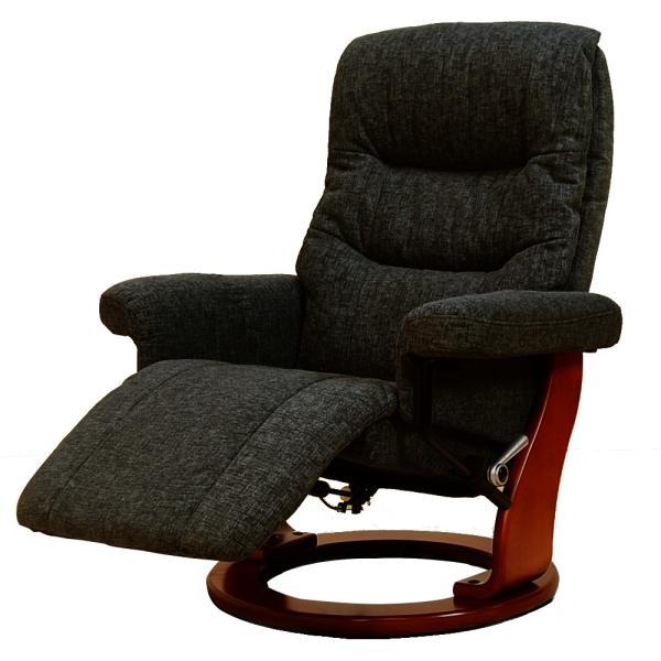 パーソナルチェア 1人掛け 1P リクライニングチェアー ファブリック リクライナーチェア|meuble|07