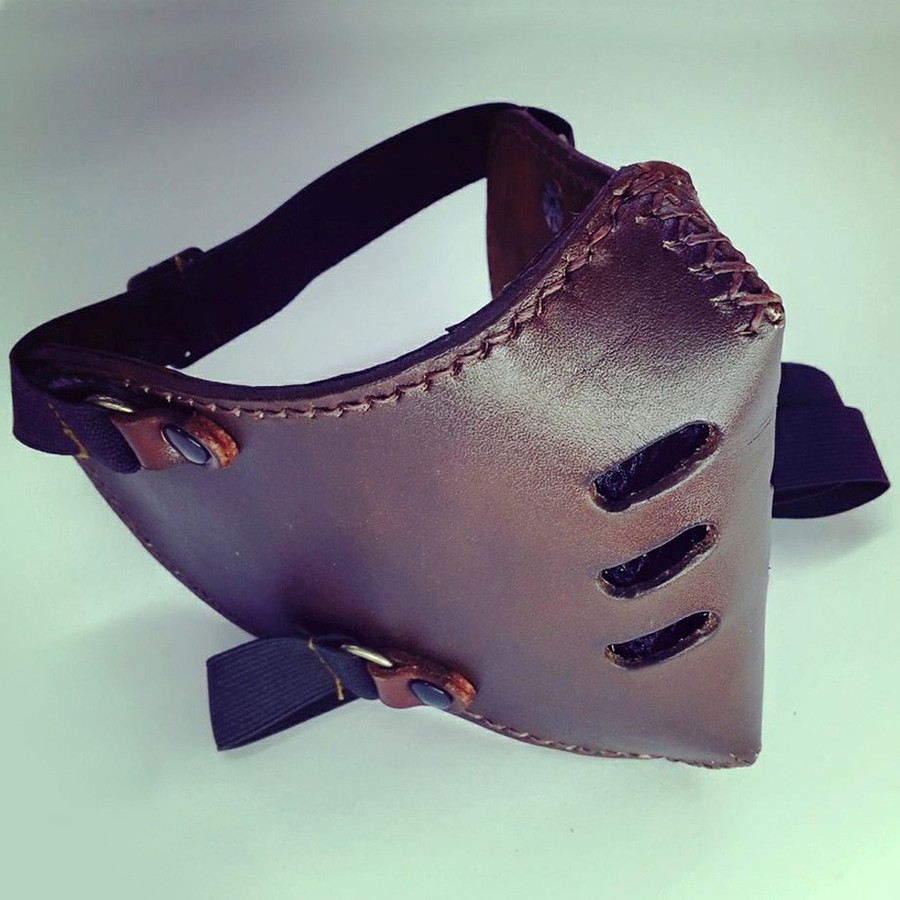 マスク 革