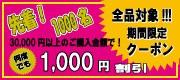 30000円で1000円