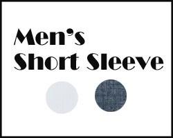 Lee メンズ半袖シャツ