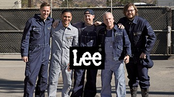 Leeの伝統を基本に最先端の機能性素材、実用性デザインを追求して誕生したLee WORKWEAR(リー ワークウェア)