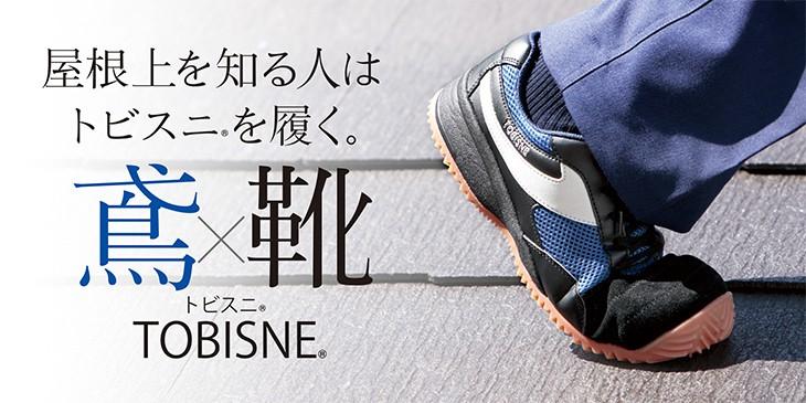 鳶の靴トビスニ
