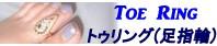 トゥリング(足指輪)/Toe Ring (F